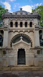 Gherorghieff Tomb #1