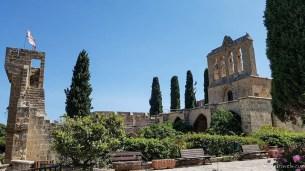 Bellapais Monastery Entrance