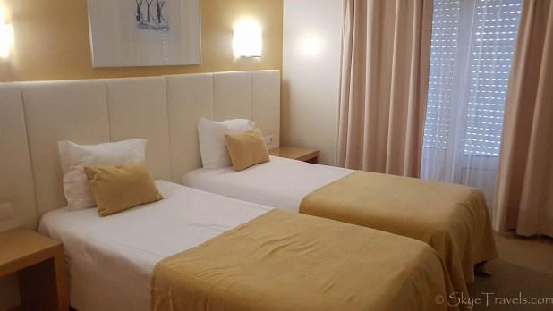 Hotel Mare Bedroom