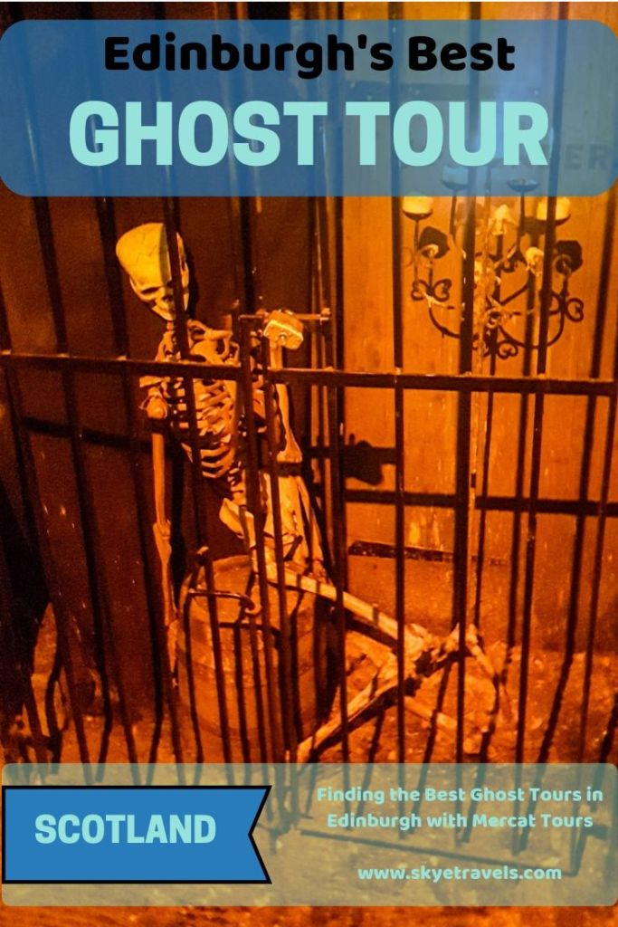 Finding the Best Ghost Tours in Edinburgh with Mercat Tours 3