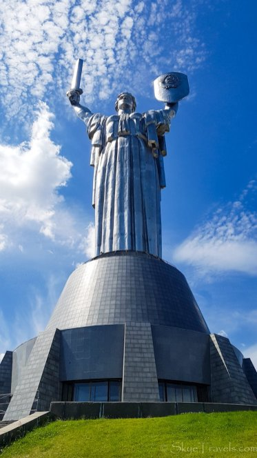 Motherland Moument Kiev