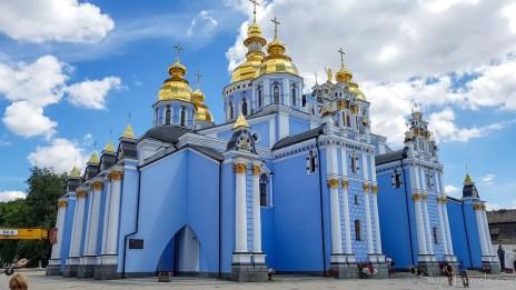 Saint Michael's Golden-Domed Monastery #3