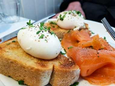 Castello Coffee Salmon and Eggs #3