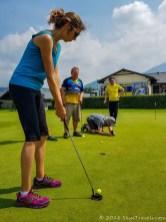 Putting Range at Prosper Golf Resort