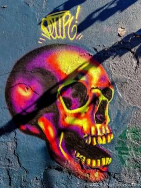 Graffiti Alley in Ghent #4