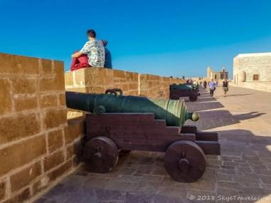Essaouira Ramparts