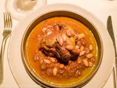 Mandarin Oriental Marrakech Lamb Tajine