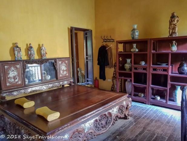 Hanoi Ancient House Bedroom