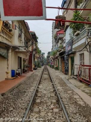Hanoi Train Street #2