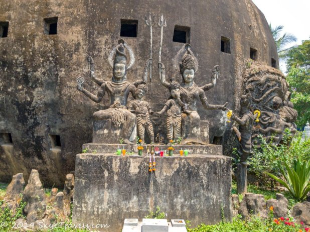 Buddha Park Statues #1