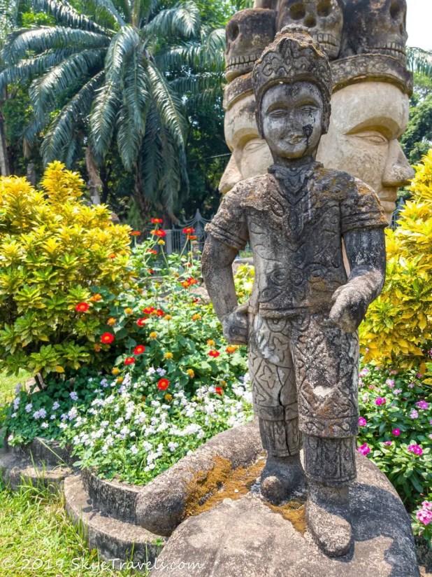 Buddha Park Statues #15