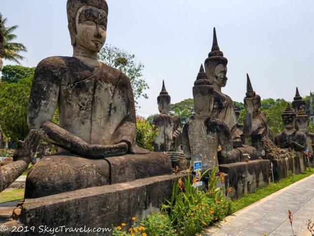 Buddha Park Statues #18