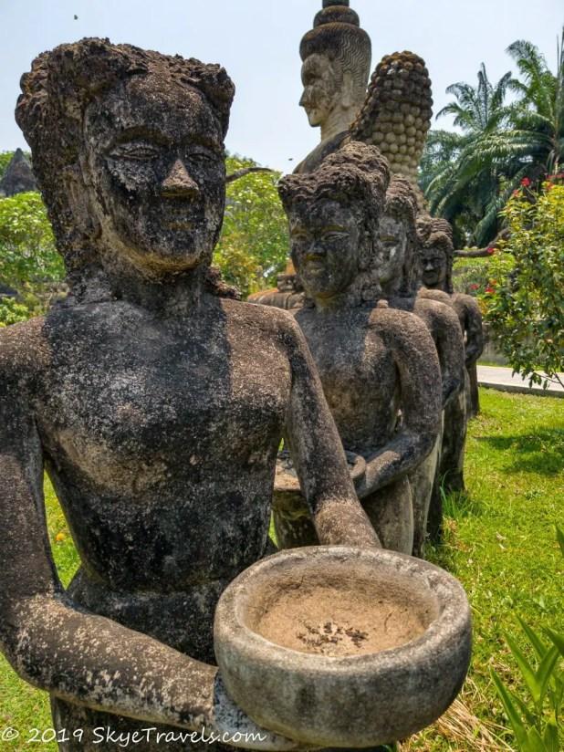 Buddha Park Statues #31