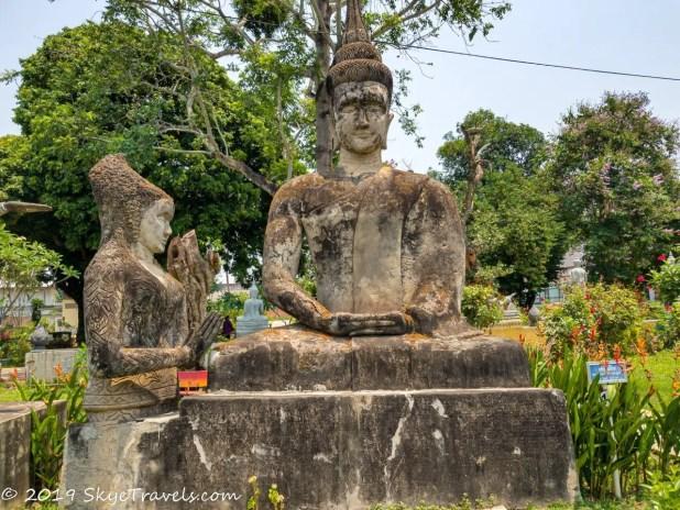 Buddha Park Statues #33