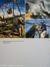 UXO Museum Information Board #11