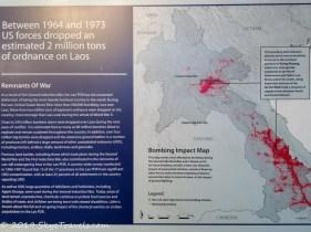 UXO Museum Information Board #5