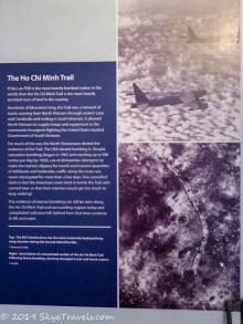 UXO Museum Information Board #6