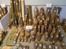 UXO Museum Landmines and Explosives