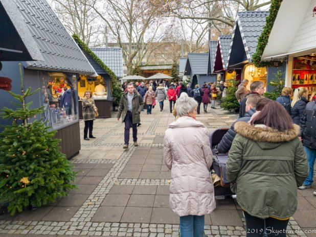 Angel's Christmas Market in Cologne