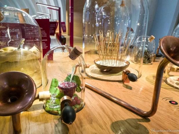 Cite Du Vin Wine Museum