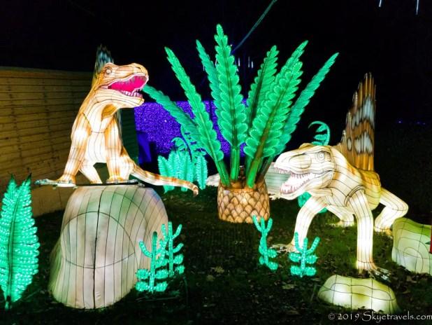 First Dinosaur Lanterns