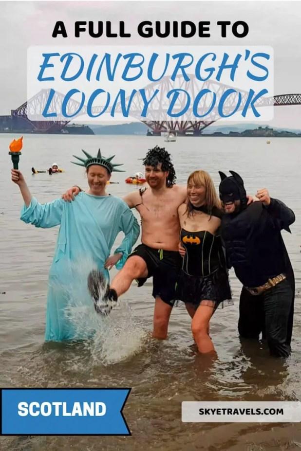 Loony Dook Pin