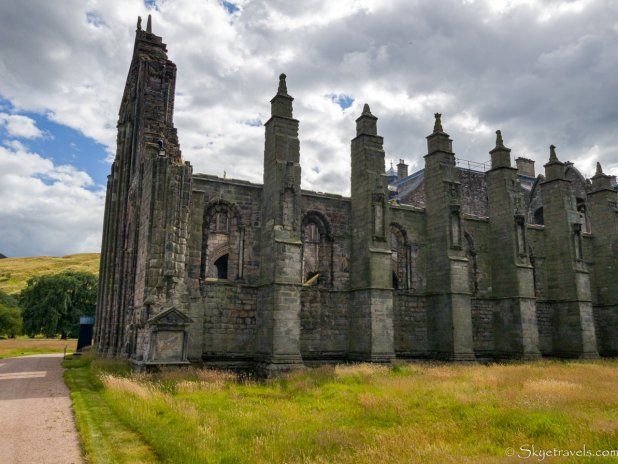 A Virtual Tour of Holyrood Palace in Edinburgh, Scotland 2