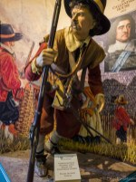 Musketeer Statue