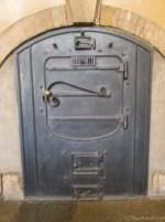 Callendar House Bread Oven Door