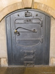 Callendar House Bread Oven Door