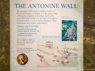 The Antonine Wall Panel