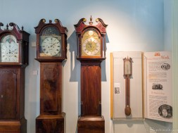 Grandfather Clocks Display