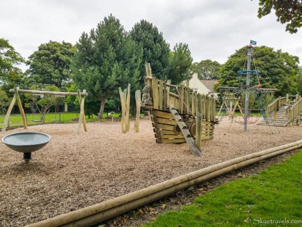 Dollar Park Playground