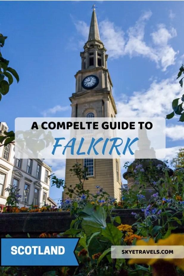 Falkirk Pin