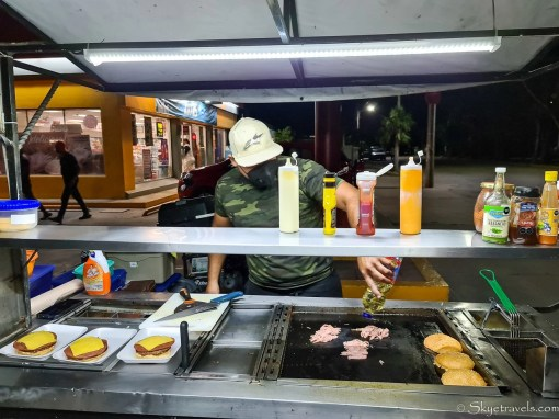 Rastafari Burgers Stand