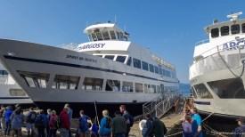 Argosy Cruise Ship