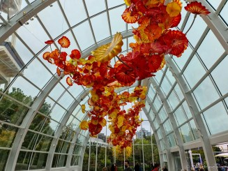 Chihuly Glass Sculpture #4