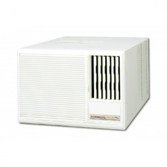 General 珍寶 AMWA12UAT (環保雪種410A) 窗口式 冷暖 空調機