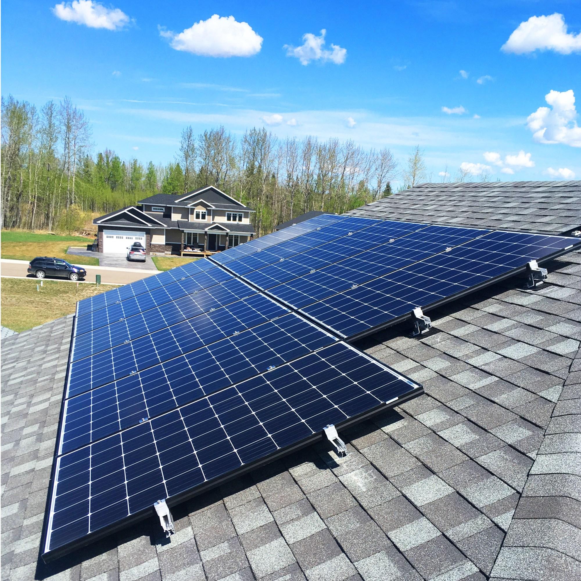 hight resolution of the status of solar rebate applications in alberta