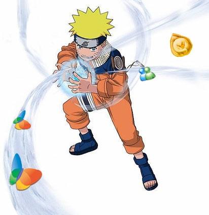 Icone per MSN di Naruto, sangiovese, tagliatelle e un pò di follia