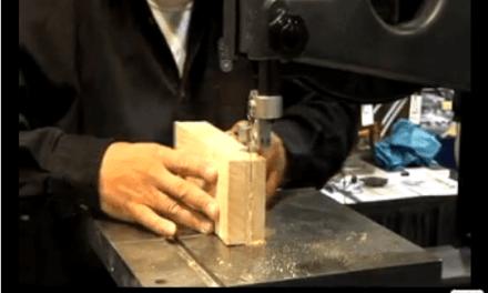 Mago della lavorazione del legno
