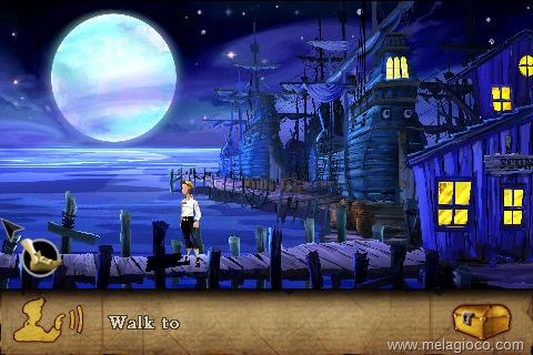 The Secret of Monkey Island: Special Edition iPhone e iPod Touch