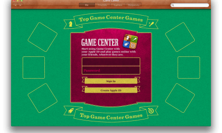 Game Center richiede ora il nostro nome completo