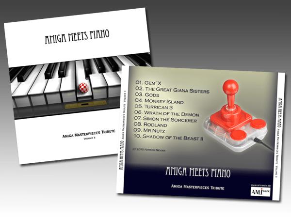 Amiga Meets Piano