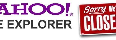 Yahoo passa a Bing, chiude ufficialmente Site Explorer