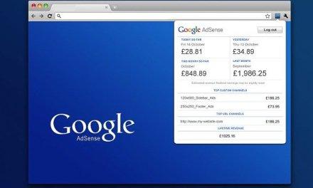 AdSense Publisher Toolbar: accedere al proprio profilo AdSense con un'estensione per Chrome