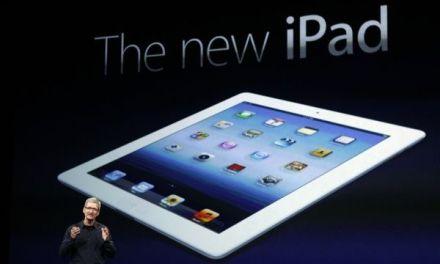 """Cinque (validi) motivi per non comprare il """"Nuovo iPad"""""""