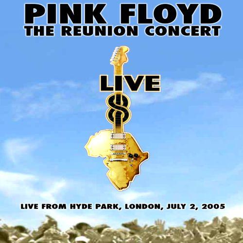 Pink Floyd Reunion – Live 8 2005