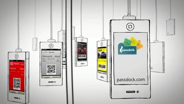 Passdock: il generatore di pass per Passbook