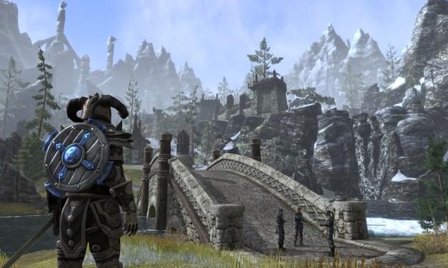 The Elder Scrolls Online: apre il sito ufficiale